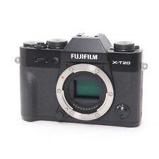 Fujifilm Fuji X-T20 24.3MP Mirrorless Digital Camera Body (Black) #209