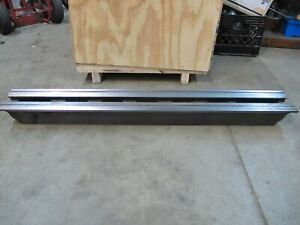 """SOUTH BEND 48"""" BED For 9"""" SOUTH BEND LATHE"""
