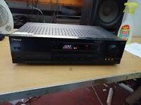 Sherwood RV-4050R audio video receiver amplifier, Hi-fi amp, slight fault  (313)