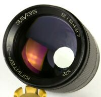 Jupiter-37A 135mm f/3.5 Lens M42 Camera Zenit Canon
