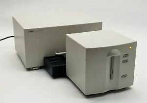 HP Agilent 8453 UV-Visible Spectrophotometer G1103A w/G1369A LAN Interface Card