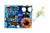 TDA7294+LM3886 Power Amplifier Board w/ 12V Switching Power Boost Amp Parts