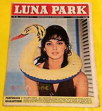 LUNA PARK 1964 n. 34 Rose Marie Dexter, Alain Delon