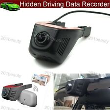 1080 FHD Car DVR Wi-Fi Hidden Driving Recorder Dash Camera Night Vision G-Sensor