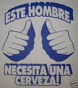 small hombre beer spanish party funny mens cinco de mayo graphic novelty t shirt
