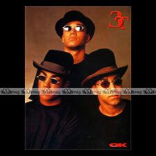 Mini-POSTER 3T 3-T - Boys band Boyband Photo 90's #56
