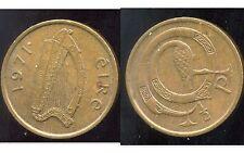 IRLANDE  1/2  penny 1971
