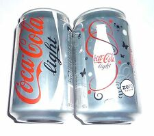 COCA COLA LIGHT can from MALAYSIA - Regular Coke Silver 2013 Asia Collect