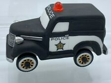 New ListingDept. 56 Heritage Village CiC Police City Car w/Box