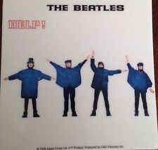 """The Beatles Band Sticker 4""""x4"""""""
