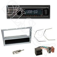 Caliber rmd212 Radio + Opel Astra Corsa Agila Panneau Mat-chrome + Adaptateur ISO