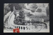 Postcard antique CPA animated ANDUZE - Park of Cordeliers