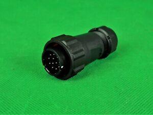 12 Pin AERO Plug Bossweld 12 Pin AERO Plug Bossweld 12 Pin AERO Plug  Australia