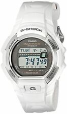 Casio G-Shock Men's Tough Solar Atomic White Resin Sport Watch GWM850-7