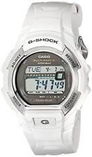 Casio G-Shock Men's Tough Solar Atomic White Resin Sport Watch GWM850-7