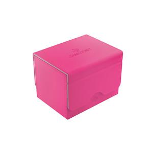 Sidekick 100+ Card Convertible Deck Box: Pink GameGenic Asmodee NEW
