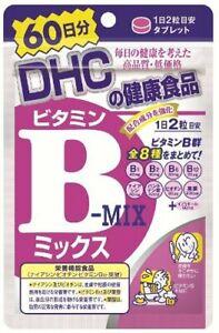 DHC Vitamin B Mix Ergänzung 60 Tage 120 Tabletten Japan