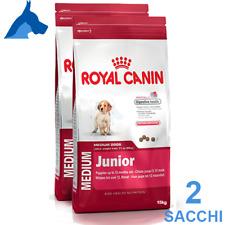 Cibo per cani Medium Junior Royal Canin 15 kg