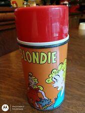 Vintage 1959 Blondie Thermos