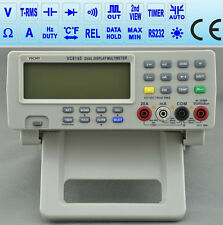 Professional VICHY VC8145 DMM Digital Bench Top Multimeter Meter PC