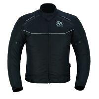ARN® Men Motorbike Waterproof Cordura New Summer Textile Jacket Motorcycle CE