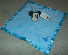 ~NWT Boys DISNEY BABY MICKEY MOUSE Security Blanket! Super Cute:)!!