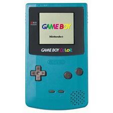 Teal Game Boy Color System - Nintendo Gameboy