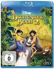 DAS DSCHUNGELBUCH 2 (Walt Disney) Blu-ray Disc NEU+OVP