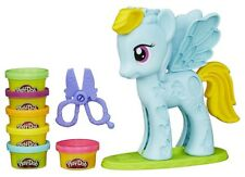 Play-Doh My Little Pony Rainbow Dash Style Salon Playset, New Toys And Games