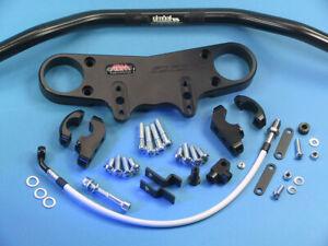 Abm Superbike Handlebar Kit Kawasaki ZZR 1400 (ZXT40E/H) 12-ff Black