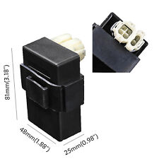High Performance Dc 6 Pin Cdi Plug for Gy6 Atv Go Karts Scooters Quad