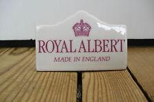 ROYAL ALBERT POINT OF SALE