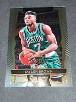 Jaylen Brown 2016-17 Panini Select Rookie RC #33. NON SILVER