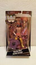 WWE Legends Series 5 Macho Man Randy Savage Wrestling Figure Mattel WWF RARE NEW