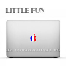 Macbook Logo Aufkleber Sticker Skin Decal Macbook Pro 13 15 Air 13 Frankreich
