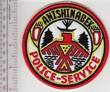 American Indian Tribe Police Texas The Delaware Anishinabek Algonquian Nation