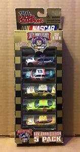 50th Anniversary NASCAR 1948-1998 fan Appreciation Pack