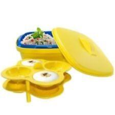 Microondas Cocina Arroz Pastel Microondas Vapor Idli Bandeja-fácil de usar
