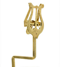 More details for windcraft sax lyre - for yamaha lyre boxes - gold lacquer finish - perfect fit