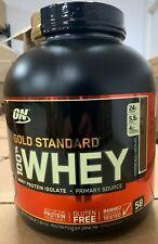 Optimum Nutrition Gold Standard 4lbs 100% Whey Protein Extreme Milk Chocolate