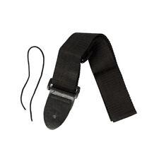 Black Adjustable Nylon Universal Ukulele Strap Belt Sling With Hook Mini Guitar