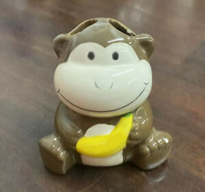 Greenbrier Monkey Toothbrush Holder Ceramic