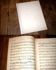 trio Op.1 n°1 pour violon seul 1845 César Franck