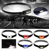 LED -Taschenlampe COB Notleuchte Angeln im Freien Fackel für Scheinwerfer