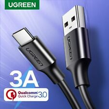 Ugreen USB C Cable Type C Fast Charging Quick Charger Cord for Samsung S10 GoPro