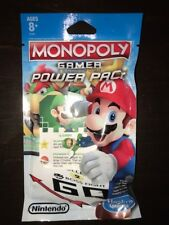 Nintendo Monopoly Gamer Power Pack Luigi Character New in Package