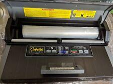 New listing Cabela's Commercial Grade 15 Inch Vacuum Sealer