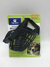 Top Paw Basket Muzzle Medium