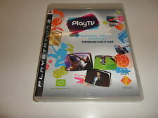 PlayStation 3   PlayStation 3 Play-TV ( nur Software)