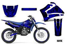 Yamaha TTR125 TTR 125 Dirt Bike Graphic Sticker Kit Decal Wrap MX 00-07 HAVOC U